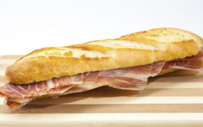 Comer barato en Európolis Las Rozas: Bocadillos de Cofradía del Ibérico