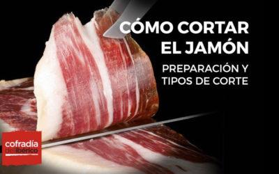 Cómo cortar el jamón, Maestros cortadores en Madrid